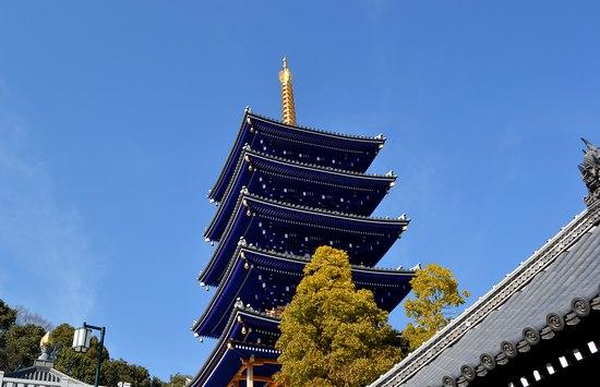 古刹、中山寺の梅林を訪れる_b0102572_18354779.jpg