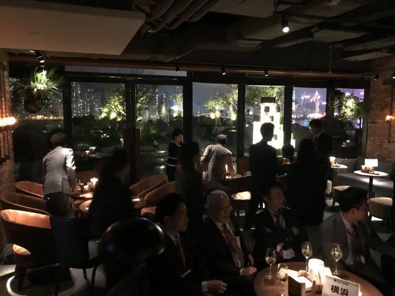 TDYグリーンリモデルセール表彰式in香港_e0190287_10571866.jpg