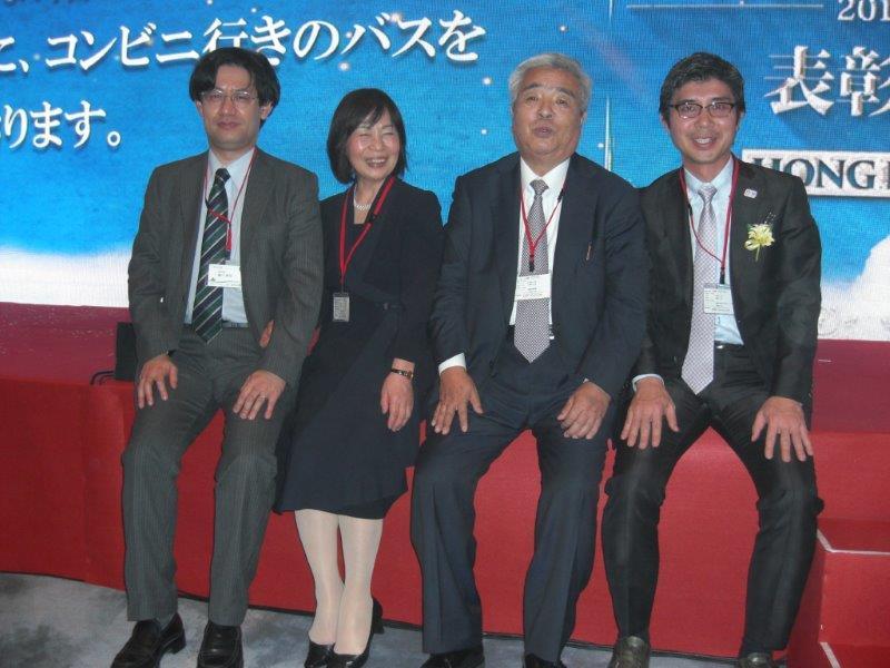 TDYグリーンリモデルセール表彰式in香港_e0190287_11440404.jpg