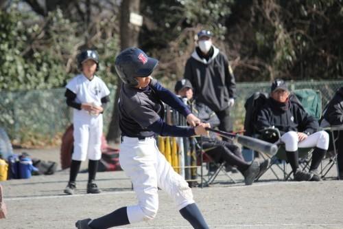 2月18日 AチームOP戦vs南林間ファイターズ_a0336489_21273762.jpg