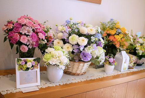 あゆみちゃんFとのパリの思い出とお花たち_c0090198_19275142.jpg
