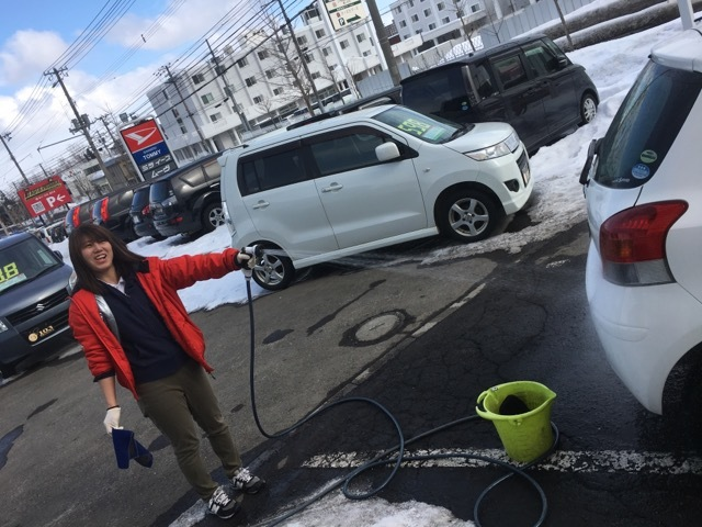 2月28日(水)☆TOMMYアウトレット☆あゆブログ(◍•ᴗ•◍) 福岡県M様のエクストレイルが陸送にて出発しました!!_b0127002_16500256.jpg
