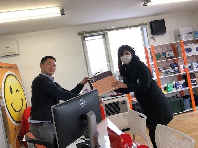 2月28日(水)☆TOMMYアウトレット☆あゆブログ(◍•ᴗ•◍) 福岡県M様のエクストレイルが陸送にて出発しました!!_b0127002_17471878.jpg