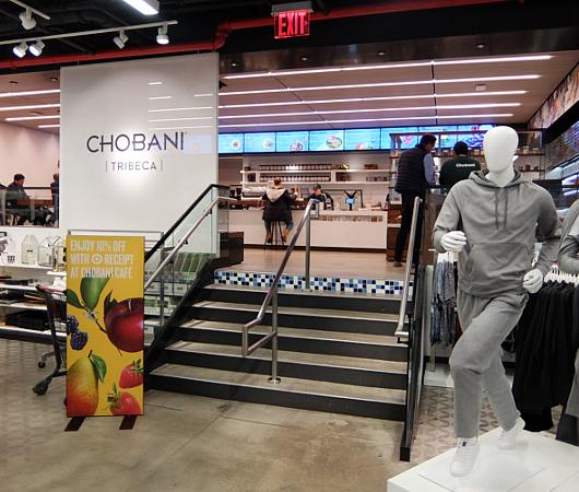 Targetの新しいスモール・フォーマットの「Tribeca店」_b0007805_1116586.jpg