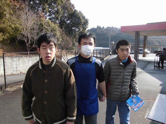 2/26 朝の散歩_a0154110_08371874.jpg