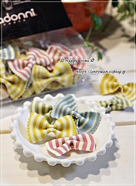 お稲荷さん弁当とショートパスタ♪_f0348032_18124889.jpg