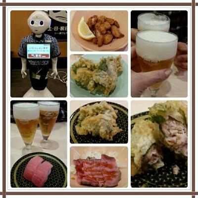 はま寿司にハマった♪(≧▽≦)_d0219834_05362154.jpg