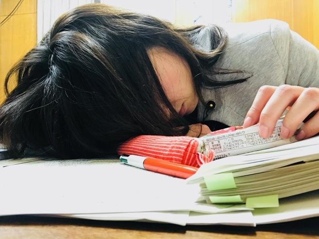 睡眠学習。。(笑)_b0199244_21373283.jpg