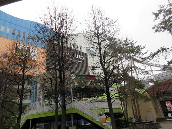 【東京ドーム】ムーミンカフェでムーミンママと一緒にランチ【ラクーア】_b0009849_11088.jpg