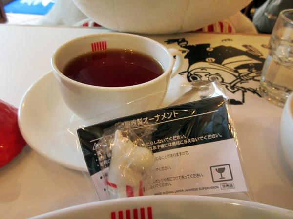 【東京ドーム】ムーミンカフェでムーミンママと一緒にランチ【ラクーア】_b0009849_1154639.jpg