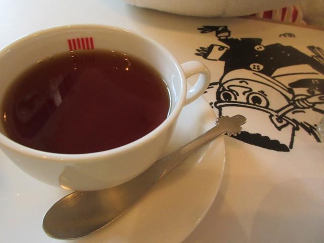 【東京ドーム】ムーミンカフェでムーミンママと一緒にランチ【ラクーア】_b0009849_1194323.jpg