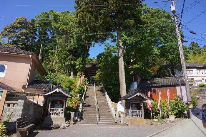 和倉温泉 青林寺の御便殿_c0112559_08533938.jpg