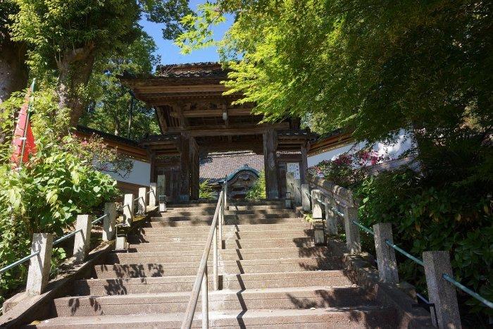 和倉温泉 青林寺の御便殿_c0112559_08544045.jpg