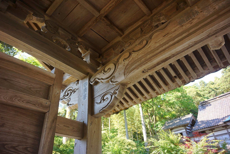和倉温泉 青林寺の御便殿_c0112559_08555844.jpg