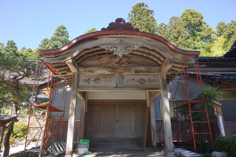 和倉温泉 青林寺の御便殿_c0112559_09024205.jpg