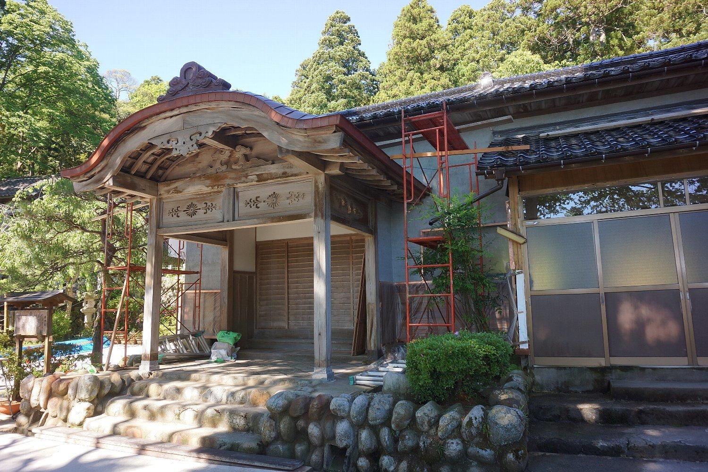 和倉温泉 青林寺の御便殿_c0112559_09032537.jpg