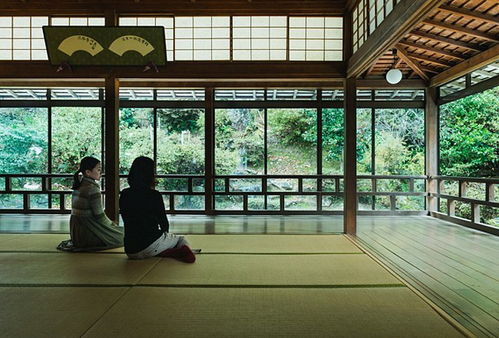 和倉温泉 青林寺の御便殿_c0112559_09085435.jpg
