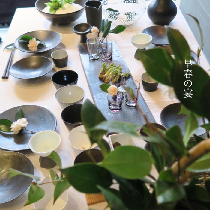 肥前やきもの圏 テーブルコーディネート_c0116778_09235594.jpg