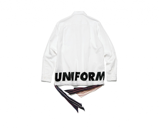 uniform experiment 2018 S/S Item Selection!!_c0079892_18204425.jpg
