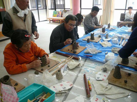 2/28 陶芸教室_a0154110_15452737.jpg