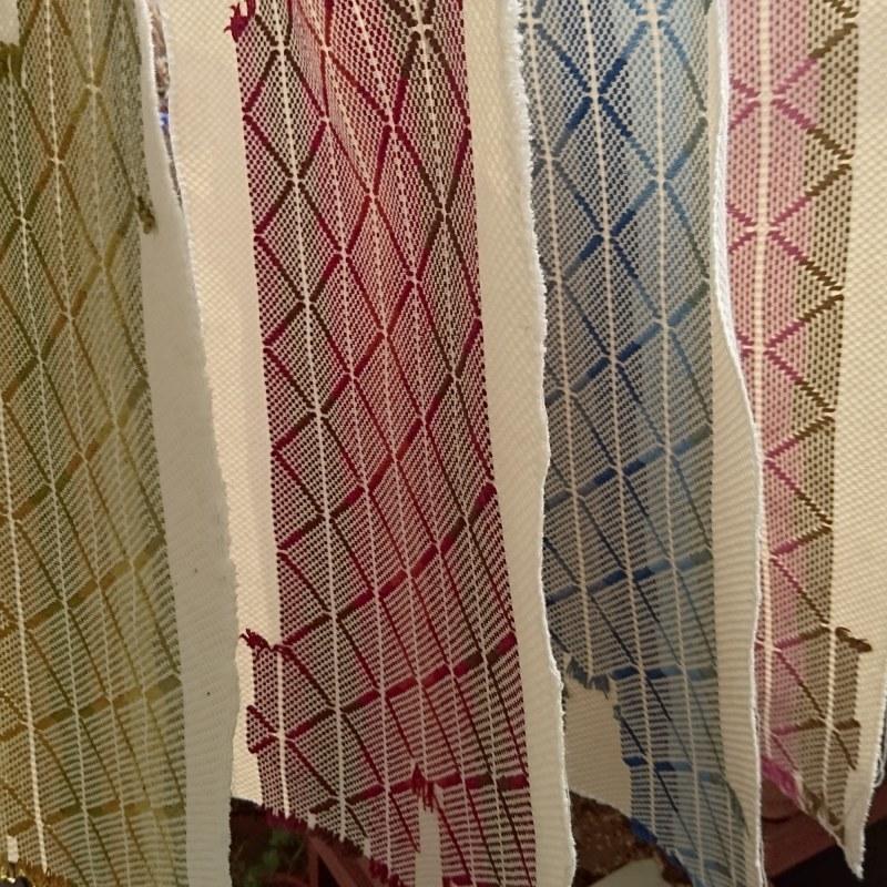 「刺しゅう日和」 スウェーデン刺繍の作品展DM_f0361510_17342552.jpg