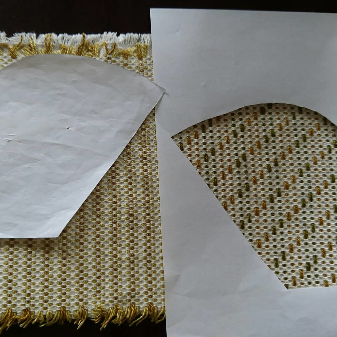 「刺しゅう日和」 スウェーデン刺繍の作品展DM_f0361510_17345300.jpg