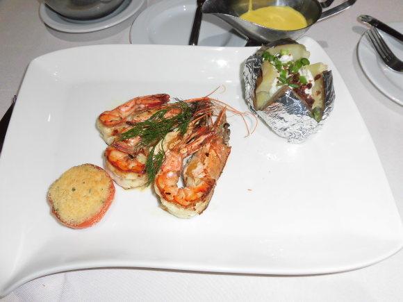 スタークルーズ、船での食事_d0336014_00041493.jpg