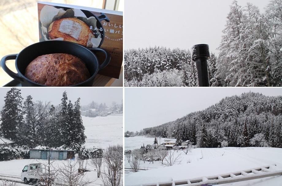 3月の始まりは春の雪_a0212730_20533578.jpg