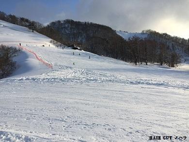 初スキー_e0145332_09275016.jpg
