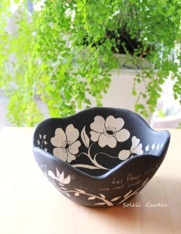 ◆黒鉢が焼きあがりました♪_e0154682_16115299.jpg
