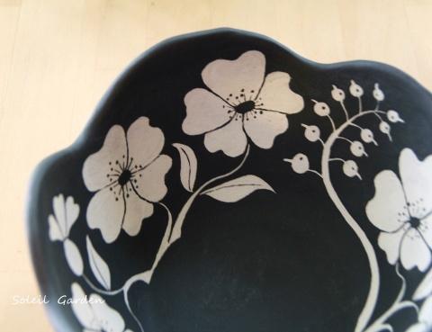 ◆黒鉢が焼きあがりました♪_e0154682_16121267.jpg