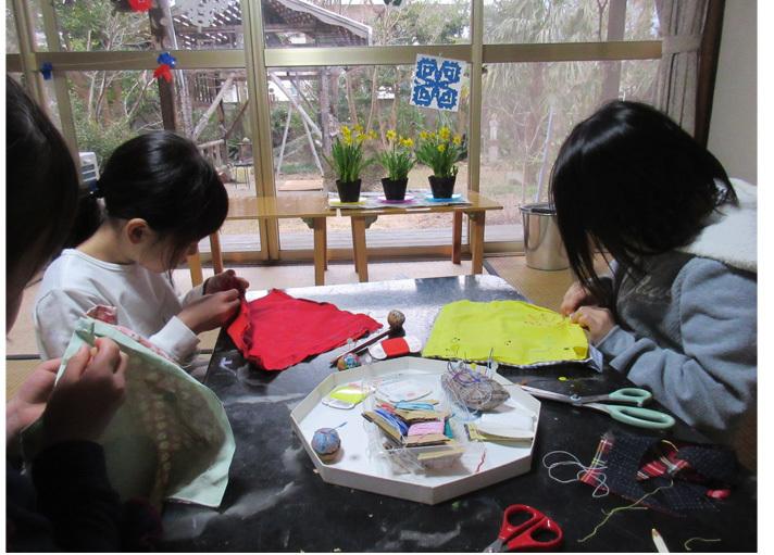 ちくちくちくちくお裁縫・小学生クラス(比良)_f0211514_22471496.jpg