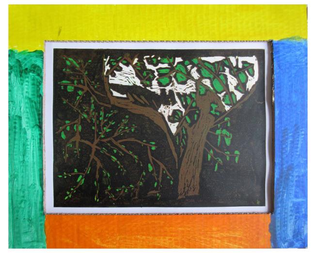 木版画①・小学生クラス(上高野・比良)_f0211514_23503996.jpg