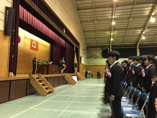 『県立高校卒業式』_f0259324_10264708.jpg