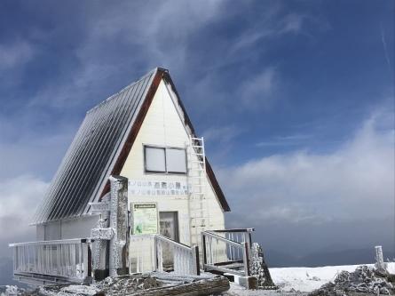 氷ノ山、ラッキーな山業!_f0101226_22133097.jpeg