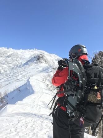 氷ノ山、ラッキーな山業!_f0101226_22161832.jpeg