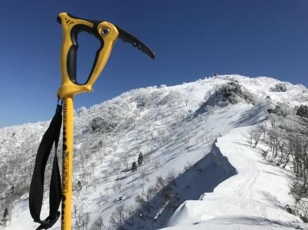 氷ノ山、ラッキーな山業!_f0101226_22164515.jpeg
