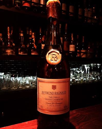 Cognac Raymond Ragnaud Très Vieille Grande Champagne (Millésimé 1952)と今年の渡仏期間について_d0011635_16284043.jpg