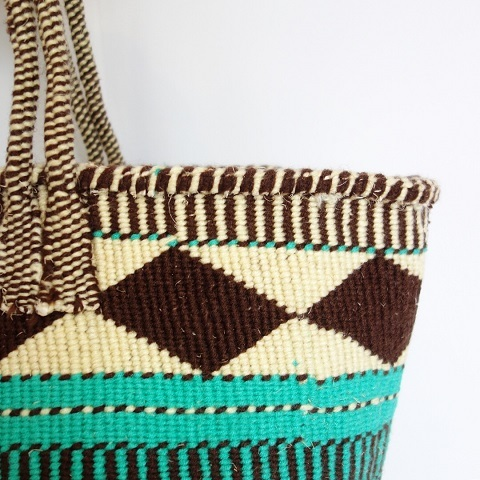 RECTANGLE : Sisal Basket_a0234452_18513682.jpg