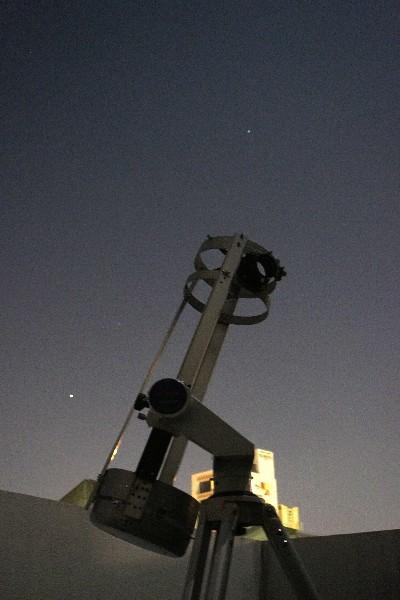 旅ドブで満月8時間半前の月を撮る_a0095470_22243988.jpg