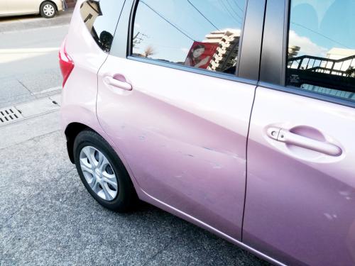 事故のお車の修理依頼_e0288784_23210034.jpg