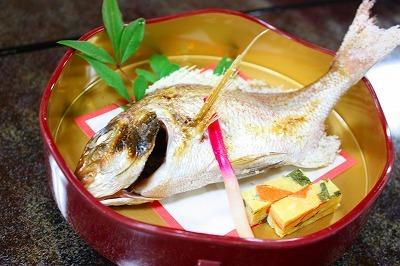 お食い初め膳_d0339026_22184505.jpg