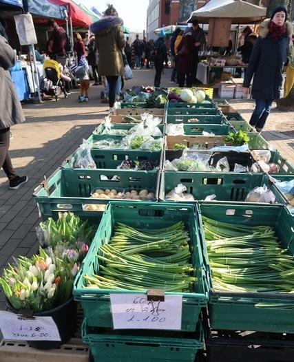ファーマーズマーケット West Hampstead _f0380234_01040574.jpg