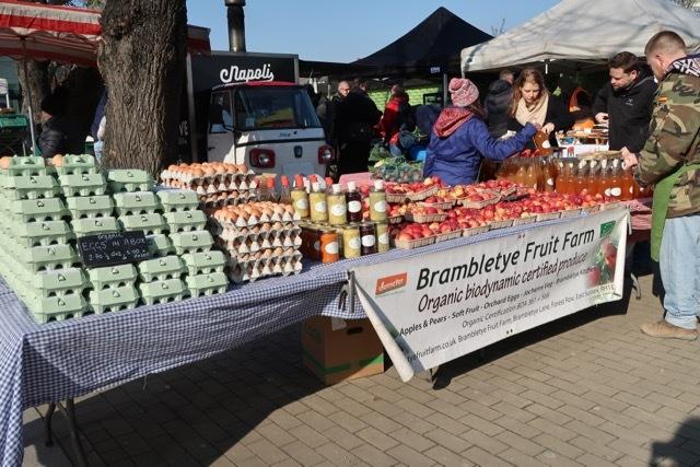 ファーマーズマーケット West Hampstead _f0380234_01043206.jpg