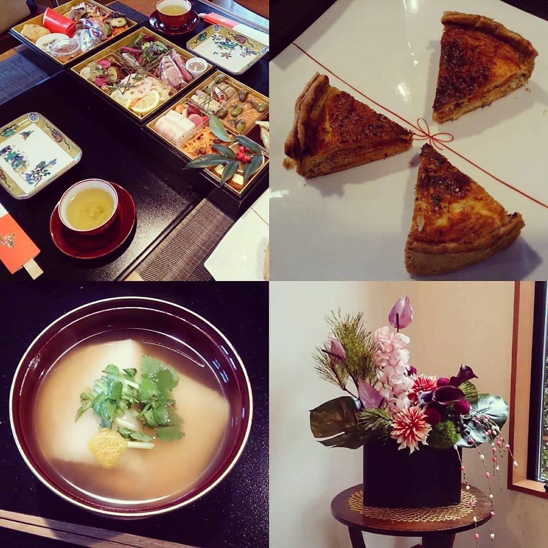 加賀の雑煮は、あっさりしたなかにこくがある_e0334462_21444540.jpg