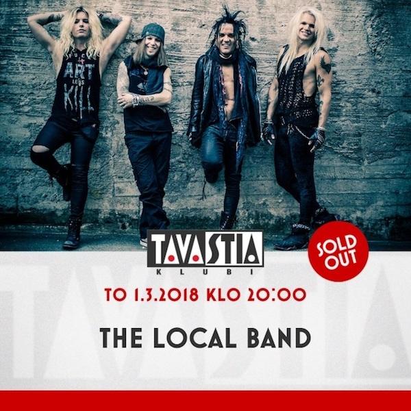 The Local Bandが今週末、フィンランドで復活_b0233987_23181459.jpg