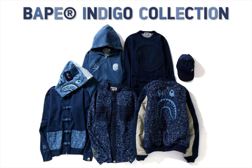 BAPE® INDIGO COLLECTION_a0174495_17033788.jpg