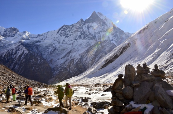 Nepal 小話 & モーニングハイク企画! at Dolpo.BC_e0111396_01144313.jpg