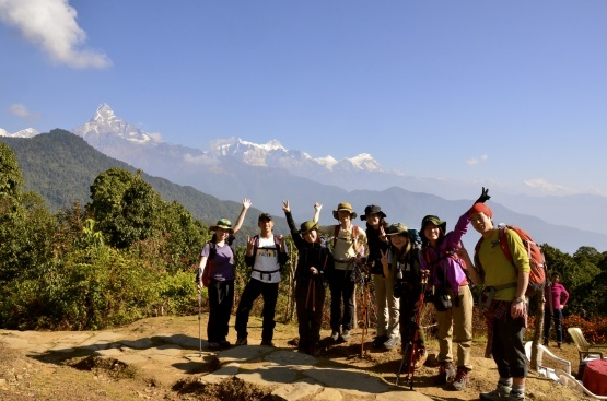 Nepal 小話 & モーニングハイク企画! at Dolpo.BC_e0111396_01144875.jpg