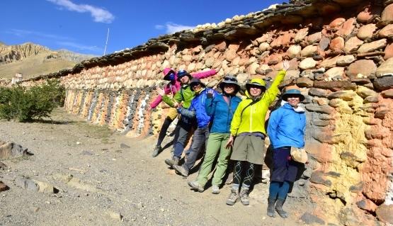 Nepal 小話 & モーニングハイク企画! at Dolpo.BC_e0111396_01170475.jpg